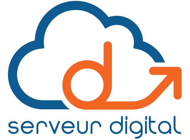 logo serveur digital